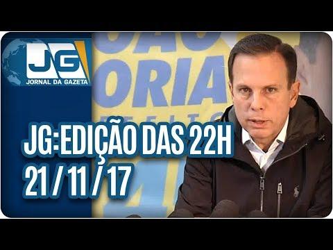 Jornal da Gazeta - Edição das 10 - 21/11/2017