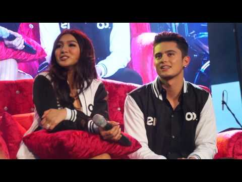 JaDine Q&A with Media at Lenovo Launch Part 1