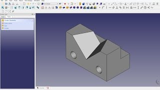 FreeCAD 0.16 (4712) Parts No.2 - Getting started