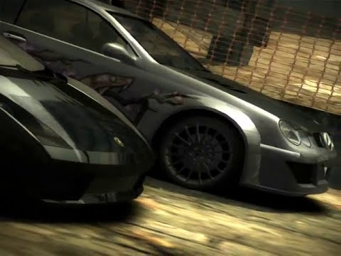 NFS - Most Wanted: Blacklist #1 - #15 Boss' Showtime 登場片段錦集