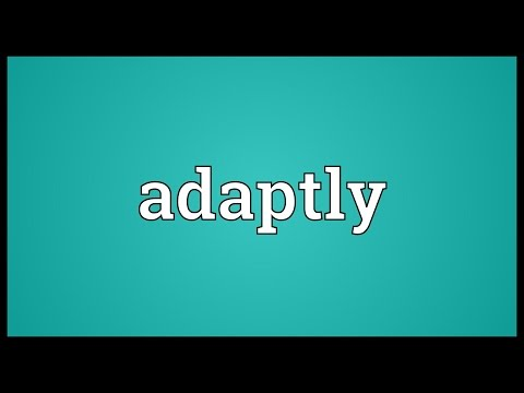 Header of Adaptly