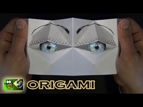 Origami facili e veloci. Labbra tira baci. Origami easy and fast. Bocca arkwars.ru