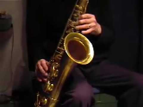 Swing Supreme tenor sax jazz improvisation ii-V-I Music Videos
