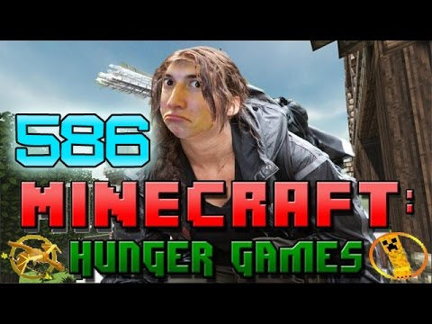 Minecraft: Hunger Games W mitch! Game 586 - Awesome Kills video