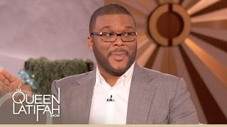 Tyler Perry Explains 'Madea' Character on The Queen Latifah Show