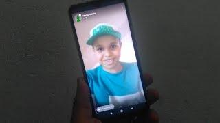 Filtro Rosto de Bebê do Snapchat Aprenda Como Ativa-lo. Virou febre!!