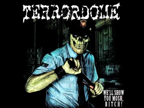 Terrordome - Silence While The Violences On
