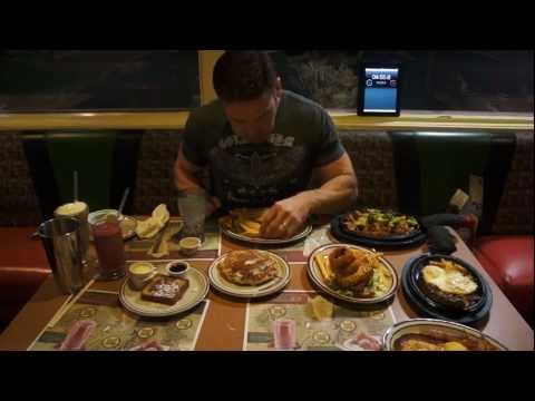 The Denny's Hobbit Menu Challenge!
