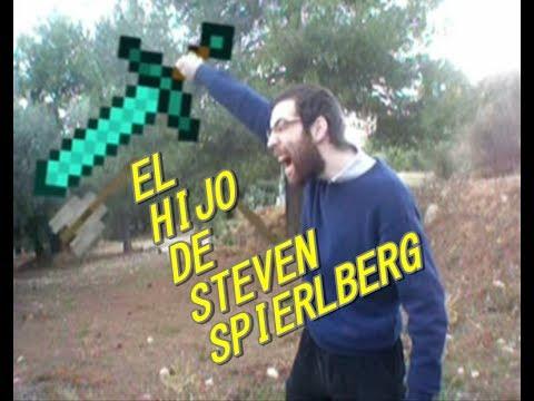 El hijo de Steven Spielberg.