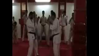 KYOKUSHIN ALGERIA low kick technique