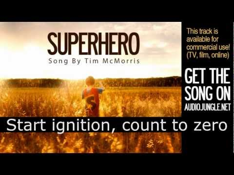 Tim Mcmorris - Superhero