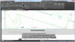 AutoCAD 2016 - Smart Annotations Dimensioning (Enhanced for 2016)