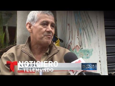 El hambre vacía las escuelas en Venezuela | Noticiero | Noticias Telemundo