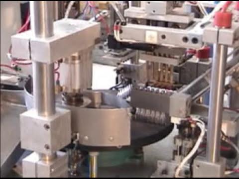 Automatización de envasado de muestras de perfume