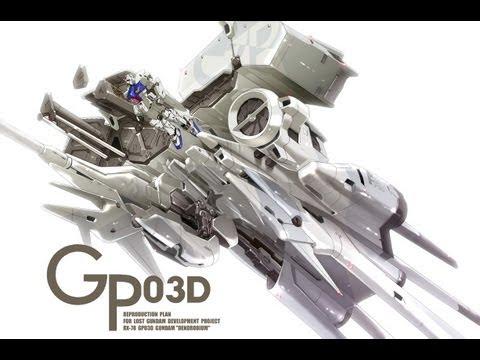 GP03 Dendrobium Missile Overkill. Gundam Evolve 4 (Best Gundam Scenes 01)