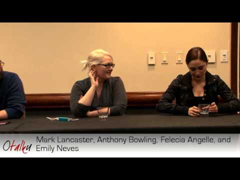 Otalku: Mark Lancaster, Anthony Bowling, Felicia Angelle, and Emily Neves part 2 of 3