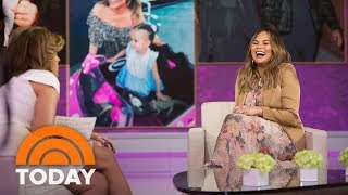 Chrissy Teigen Plays 'Two Tweets And A Lie' With KLG And Hoda | TODAY