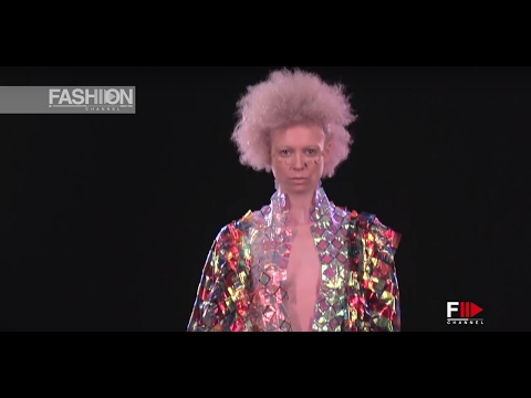 YUIMA NAKAZATO Haute Couture Full Show Spring Summer 2017  - Fashion Channel thumbnail