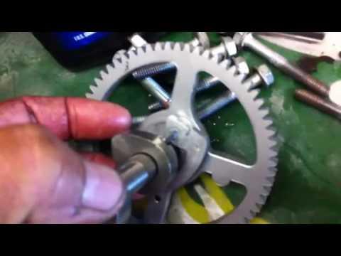 Copeland Small Engine Repair- Briggs compression release