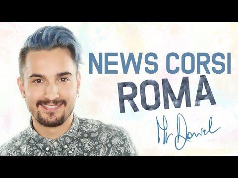 NEWS CORSI ROMA   MrDanielMakeup