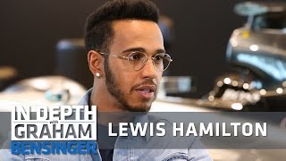 Lewis Hamilton: I lose 10 pounds in one race