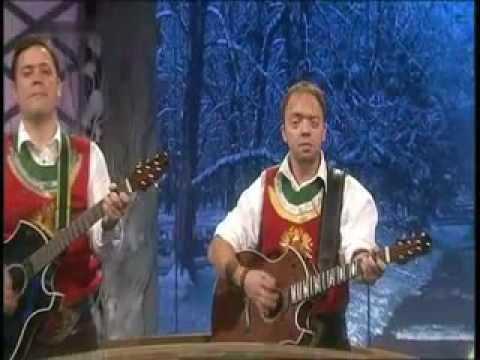 Ursprung Buam - Die Sterne blüh'n zur Weihnachtszeit 2008