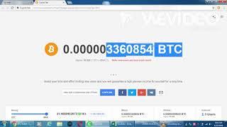 Kiếm tiền tự động đã text và rút được tiền về ví Bitcoin