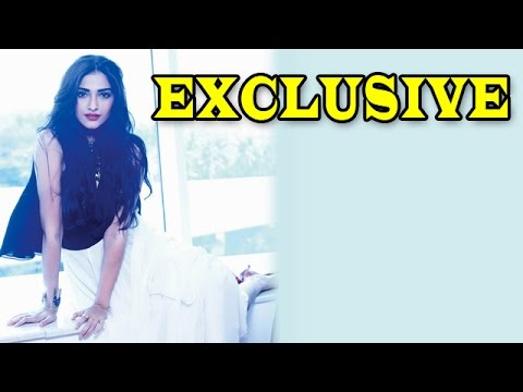 Sonam Kapoor talks to zoOm | EXCLUSIVE