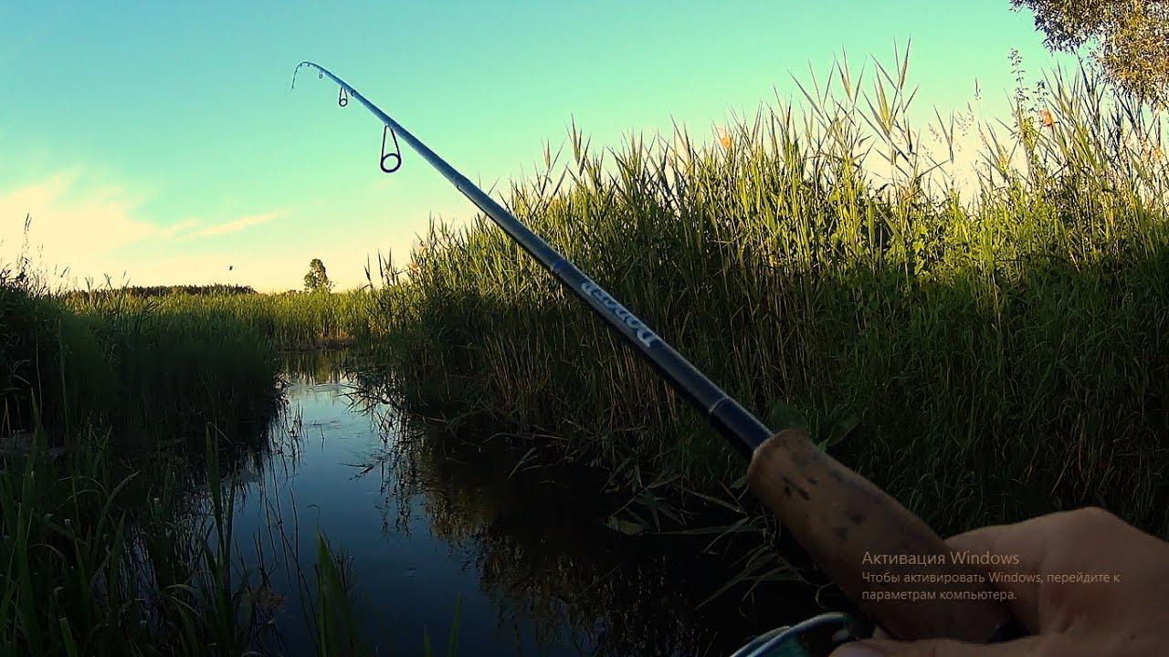 окунь весной на малых реках видео