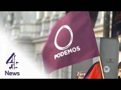 Spain gets the Greek taste for left-wing protest