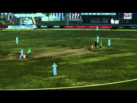 India VS SAfrica  Part - 2 - Ashes Cricket 2009