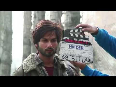 Making Of Haider (Teaser) | Behind The Scenes | Vishal Bhardwaj | Shahid Kapoor & Shraddha Kapoor