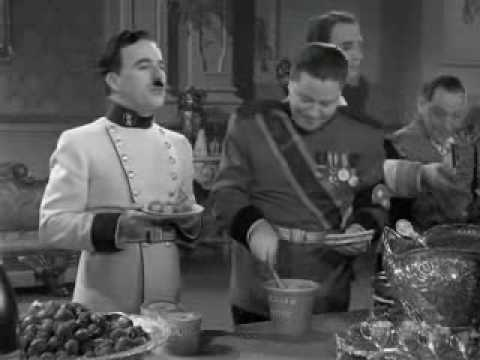 The Great Dictator - Benzini Napaloni All Scenes (Türkçe Altyazılı) Part II