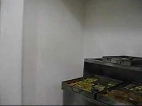Cena vegetariana en San Juan
