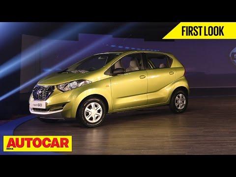 Datsun Redi-Go   First Look   Autocar India