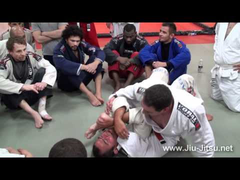 Gene Simco & Amaury Bitetti BJJ Technique Arm Bar to Gogoplata Brazilian Jiu-jitsu Move Pt2 Image 1
