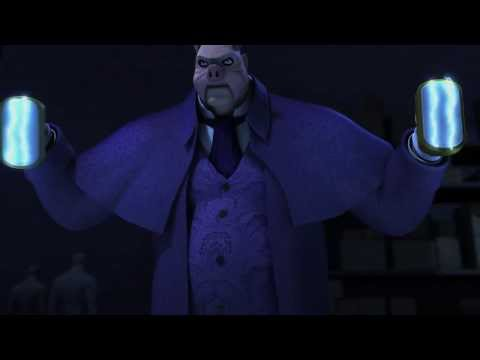 "BEWARE THE BATMAN ""Instinct"" Clip 2 Episode # 11 Cartoon Network DC COMICS NATION Animated TV Series"