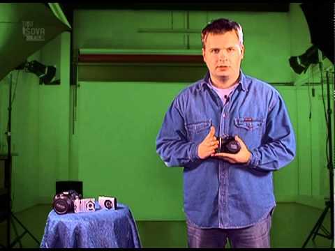 Видео как снимать цифровым фотоаппаратом