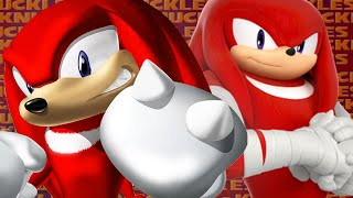 Knuckles: THE STRANGEST SONIC CHARACTER?