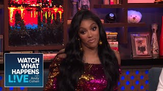 Will Porsha Williams And Rickey Smiley Get Together? | RHOA | WWHL