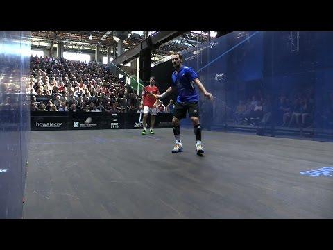 Squash: Grasshopper Cup 2015 Round Up : Final