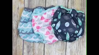 New Thirsties Swim Diaper at Kelly's Closet