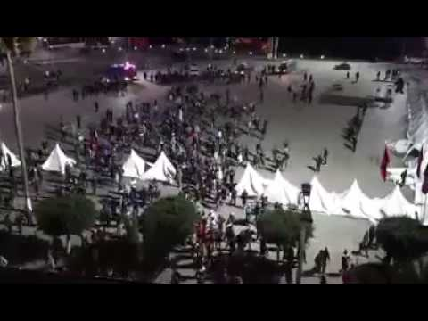 تدخل عنيف في حق المحتجين بالحسيمة