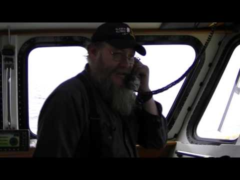 Tim NL8F operating KL7RRC/mm Bering sea