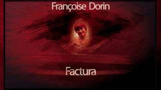 Factura-Françoise Dorin