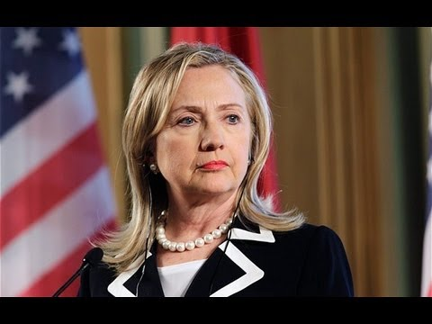 Hillary Rodham Clinton's Changing Face: 65 years in 50 seconds