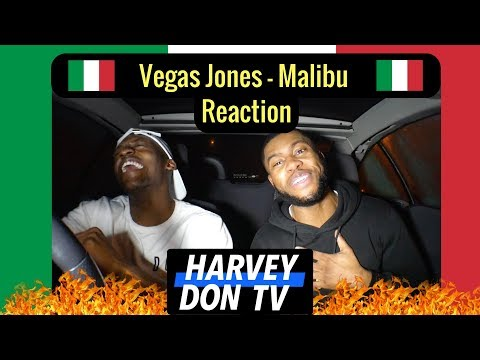 Vegas Jones - Malibu Reaction