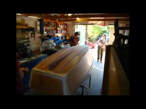 Time Lapse Build A Boat Step By Step Video