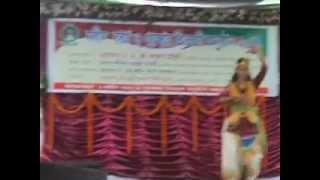nusrat farah's dhuntana dance