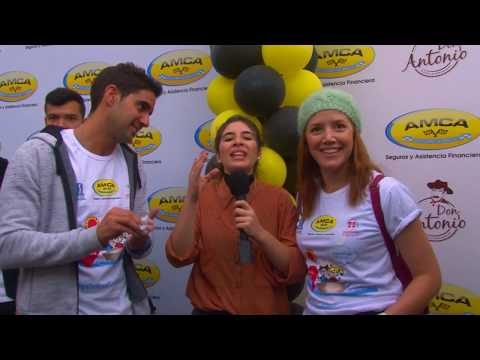 "Dani Martins y Caro Ibarra: ""Hospital Gutiérrez, ¡ganaste!"""